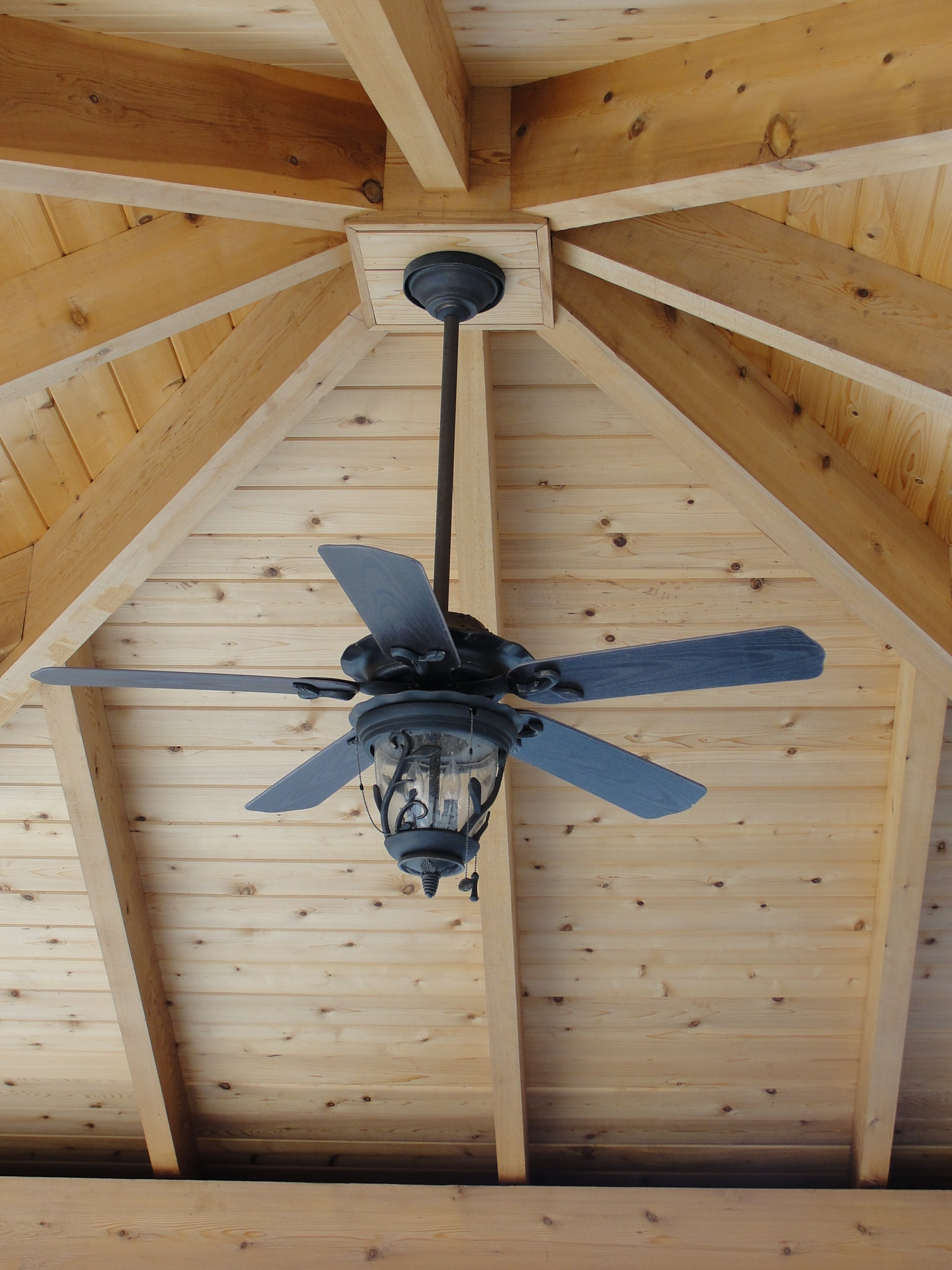 Andrew Day Electric overhead fans upgrades