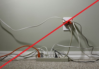 Andrew Day Electric eliminate bad wiring with upgrades