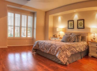 Andew Day Electric interior home wiring - bedroom lighting